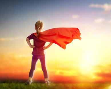 LadyGaga ist eine Superheldin - sie wird ihren Weg gehen. (c) Fotolia