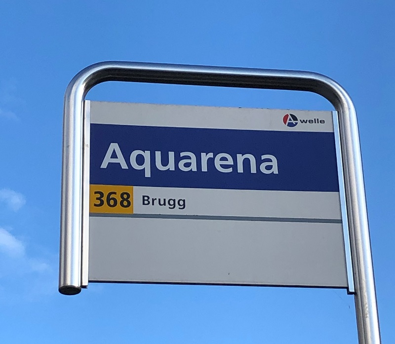 Aquarena Busstation