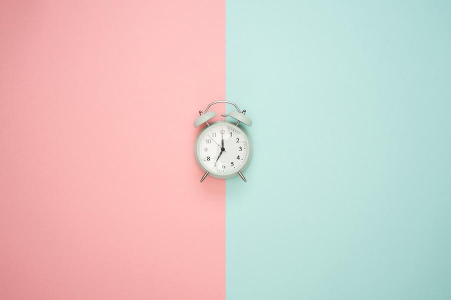 Momentzentriertheit auf der Uhr